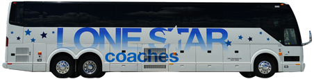 Lone star coaches bus transportation company in dallas for Lone star motors fort worth texas